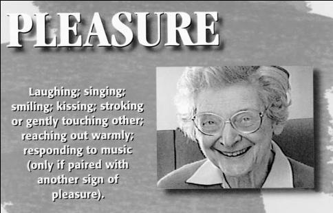 pleasure emotion