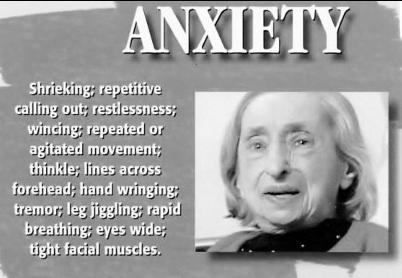 anxiety emotion